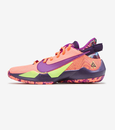 Nike  Zoom Freak 2 SE  Orange - CZ4177-800 | Aractidf