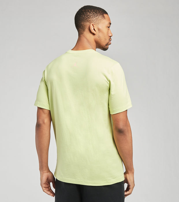 Jordan  MJ Jumpman Air Crew Short Sleeve Tee  Green - CZ8303-352 | Jimmy Jazz