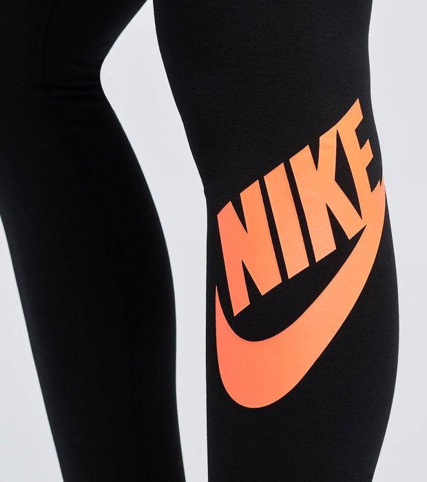 Nike  NSW Essential Futura Leggings  Black - CZ8528-011 | Aractidf