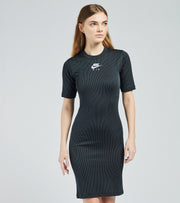 Nike  NSW Air Ribbed Dress  Black - CZ8616-010 | Jimmy Jazz