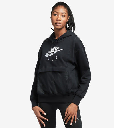 Nike  NSW Air Hoodie  Black - CZ8620-010 | Jimmy Jazz