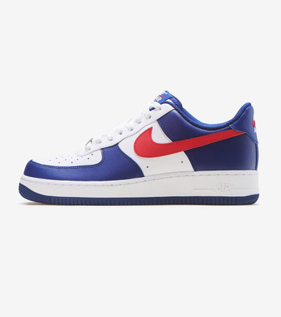 Nike  Air Force 1 '07 USA  White - CZ9164-100 | Jimmy Jazz