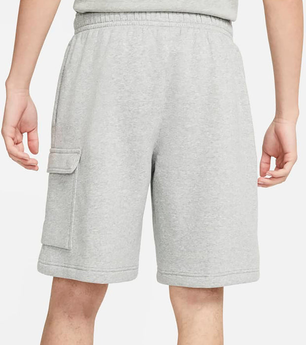Nike  NSW Club Fleece Cargo Shorts  Grey - CZ9956-063 | Jimmy Jazz