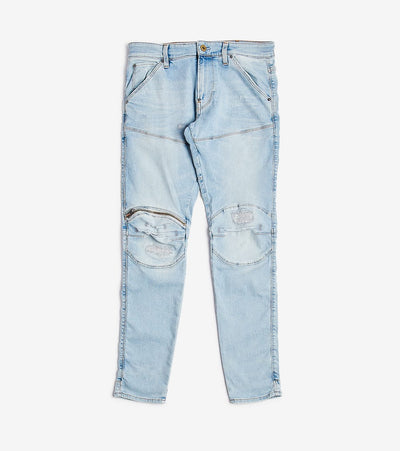 G-Star  5620 3D Knee Skinny Jean  Blue - D01252C296B476-BLU | Jimmy Jazz