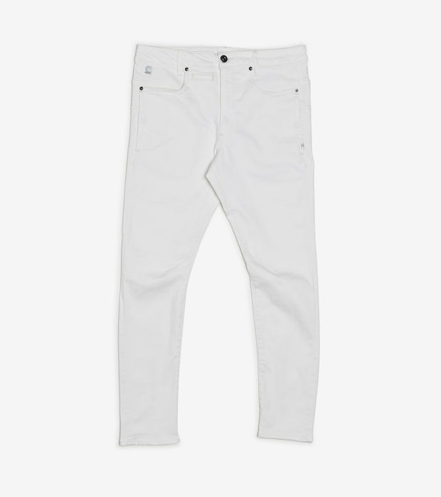 G-Star  DATAQ 3D Slim Jean  White - D05385C267110-WHT | Jimmy Jazz