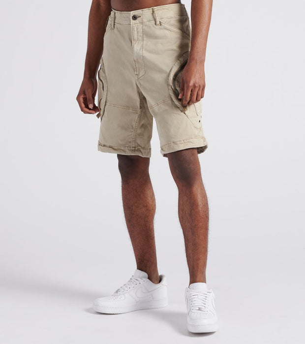 G-Star  Rivoc Airforce Relaxed 12 Shorts  Beige - D123044893367-KHK | Jimmy Jazz
