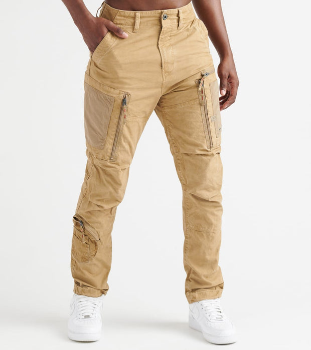 G-Star  Arris Straight Tapered Pants  Beige - D1310097401610-LON | Jimmy Jazz