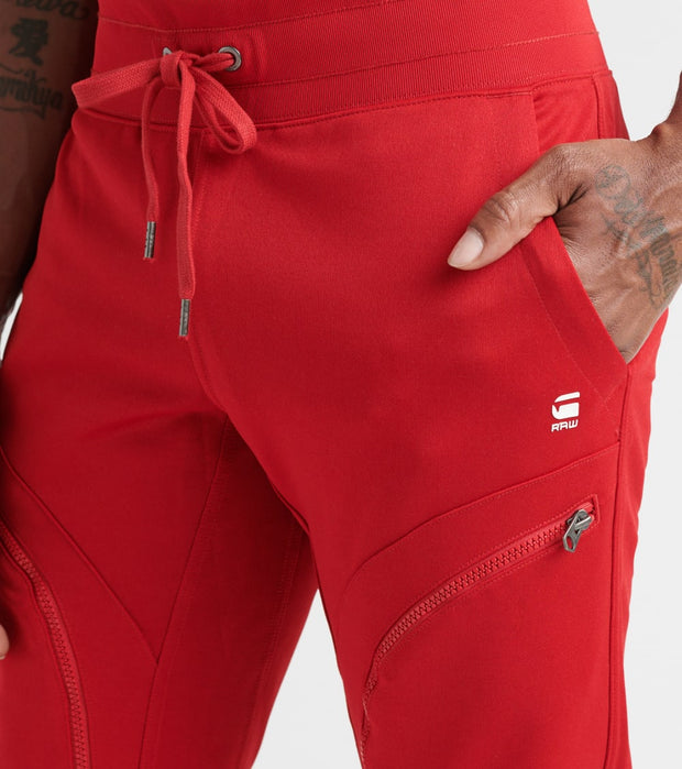 G-Star  Air Defence Zip 3D Slim Pants  Red - D14135A6501828-BRN | Jimmy Jazz