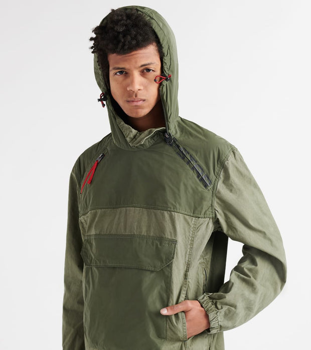 G-Star  XPO Mix Compact Bitt Anorak  Green - D142689288723-CMB | Jimmy Jazz