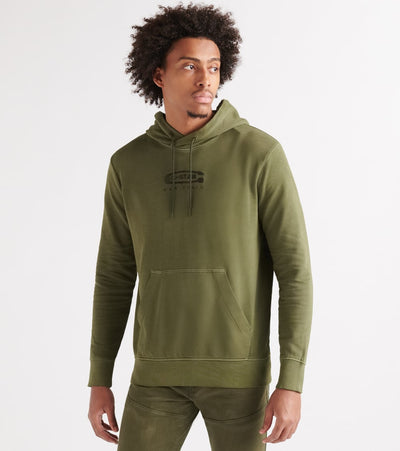 G-Star  Graphic 16 Core Pullover Hoodie  Green - D15180B715724-SGE | Jimmy Jazz