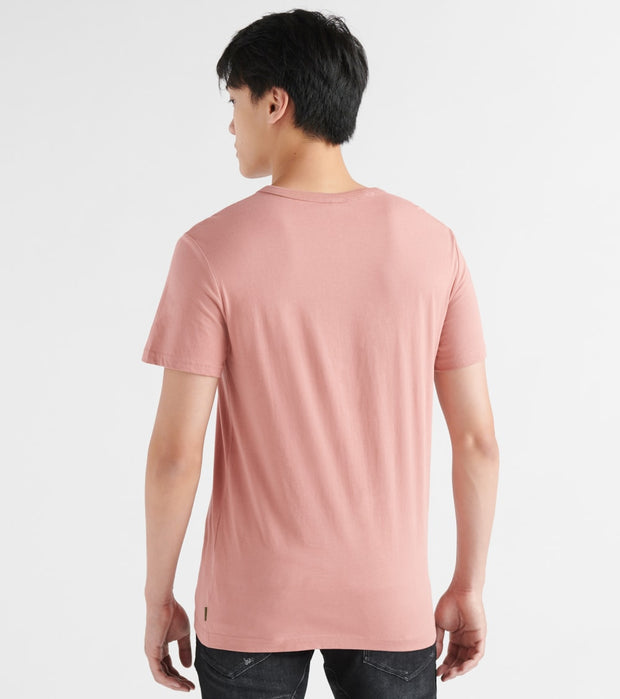 G-Star  Graphic 6 R SS Tee  Pink - D15245336A827-DTR | Jimmy Jazz