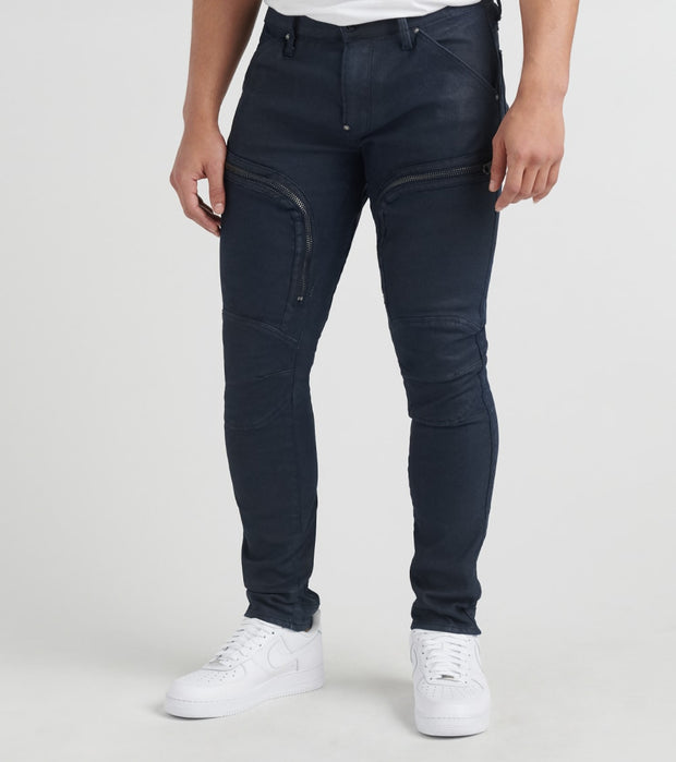 G-Star  Air Defence Zip Skinny Jean  Blue - D16116C058B425-MAZ | Jimmy Jazz