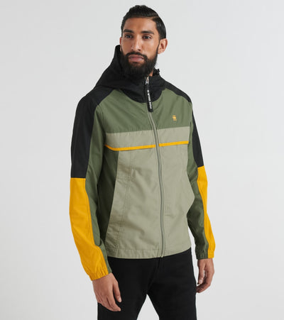 G-Star  Colorblock Jacket  Grey - D16197C183B111-WRO | Jimmy Jazz