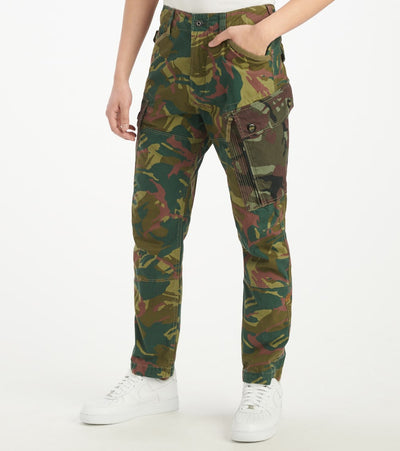 G-Star  Roxic Straight Tapered Cargo Pants  Green - D16210C149B307-CAM | Jimmy Jazz