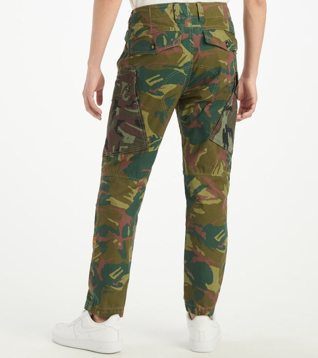 G-Star  Roxic Straight Tapered Cargo Pant  Green - D16210C149B307-CAM | Jimmy Jazz