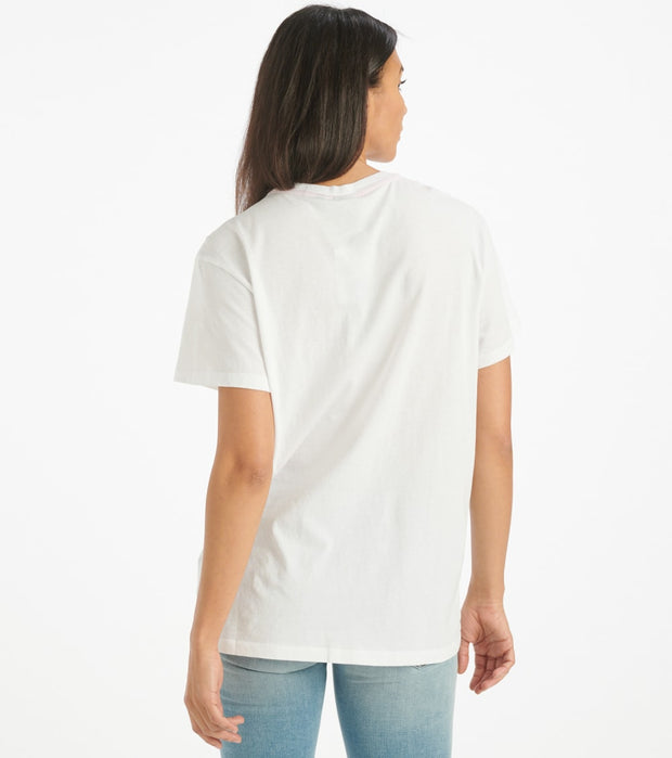 G-Star  Chrame Loose Tee  White - D162814107110-WHT | Jimmy Jazz