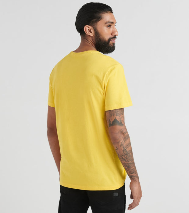 G-Star  Boxed Tee  Yellow - D16375336188-YEL | Jimmy Jazz