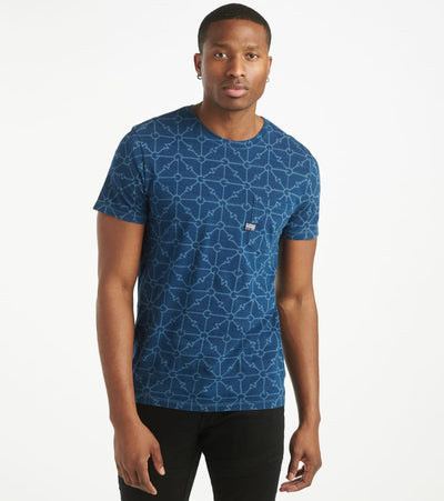 G-Star  Indigo Pocket Tee  Navy - D16410C1441973-MDN | Jimmy Jazz