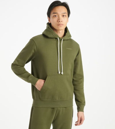 G-Star  Originals Backpanel Hoody  Green - D16472A612B111-WRO | Jimmy Jazz