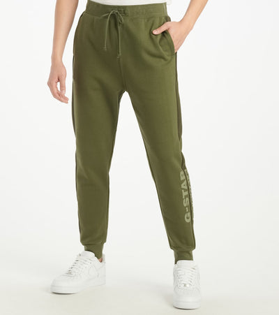G-Star  Block Originals Sweat Pants  Green - D16488A612B111-WRO | Jimmy Jazz
