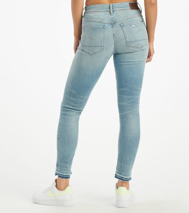 G-Star  3301 High Skinny Ankle Jeans  Blue - D167988968B173-VRS | Jimmy Jazz