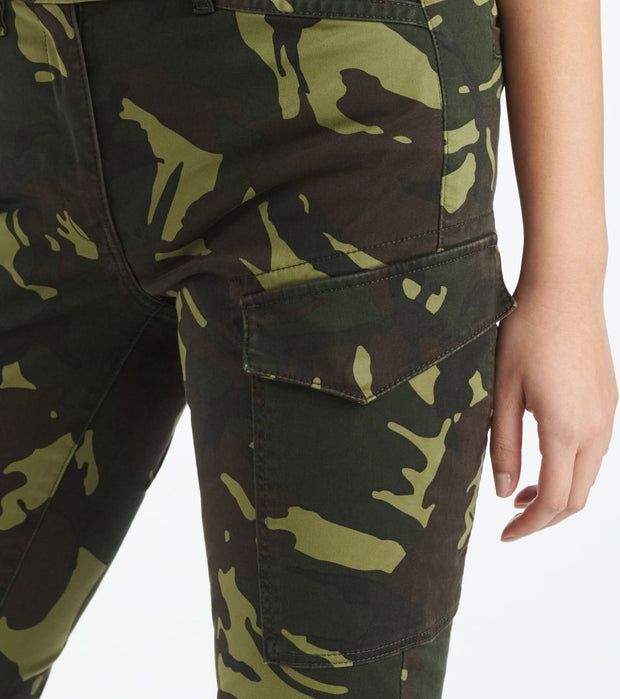 G-Star  Blossite Shape ARMY High Skinny Pants  Green - D16828C130B349-COM | Jimmy Jazz