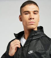 Nike  NSW Windrunner Woven Jacket  Black - DA0001-010 | Jimmy Jazz