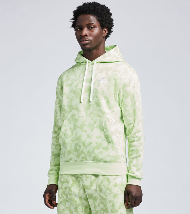 Nike  NSW Club Camo Hoodie  Multi - DA0055-383 | Jimmy Jazz