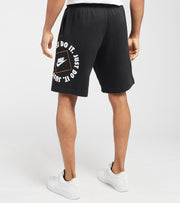 Nike  NSW JDI Fleece Shorts  Black - DA0182-010 | Jimmy Jazz