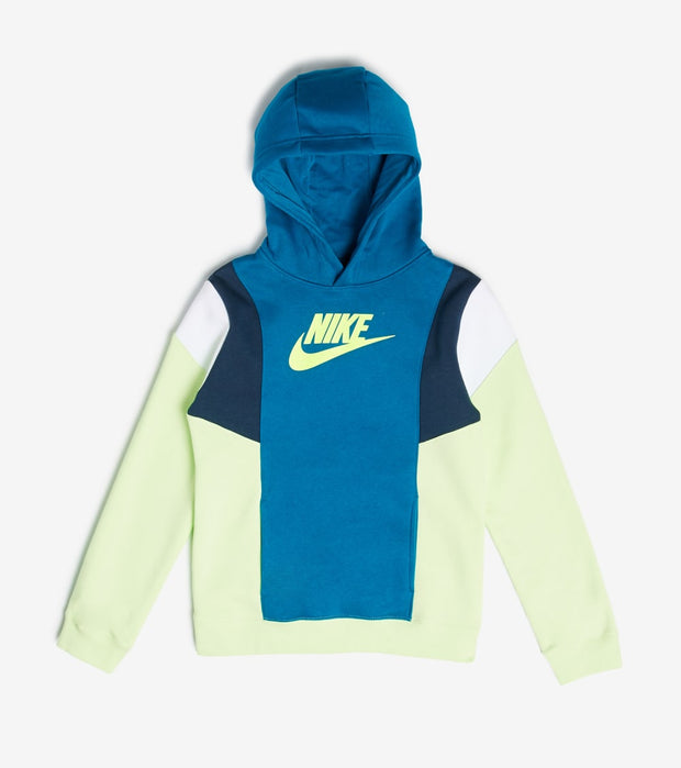 Nike  Boys NSW Core Amplify Pullover Hoodie  Green - DA0604-301 | Jimmy Jazz