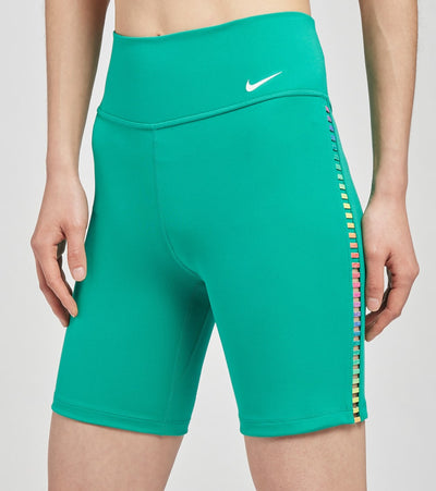 Nike  One Rainbow 7inch Shorts  Green - DA0887-370 | Jimmy Jazz