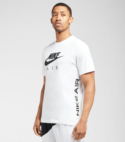 Nike  NSW Air HBR 2 Short Sleeve Tee  White - DA0933-100 | Jimmy Jazz