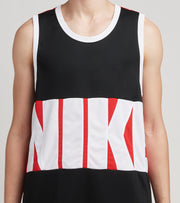 Nike  DRY FIT Starting Five Jersey  Black - DA1041-011 | Jimmy Jazz