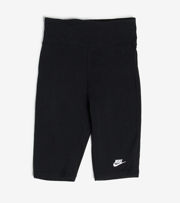 Nike  Girls NSW Bike Shorts  Black - DA1243-010 | Jimmy Jazz