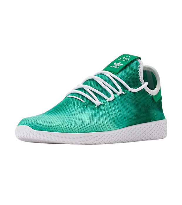 Adidas  Pharrell Williams HU HOLI Tennis HU  Green - DA9619 | Jimmy Jazz