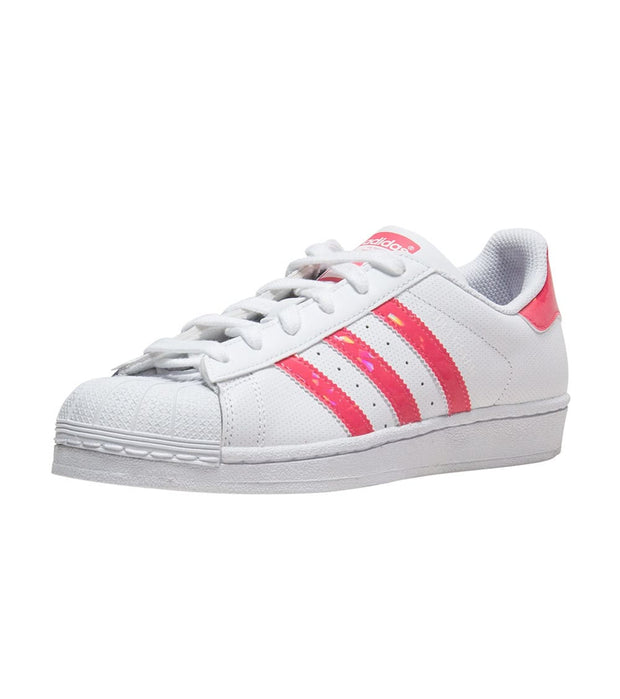 Adidas  Superstar Holograph  White - DB1210 | Jimmy Jazz