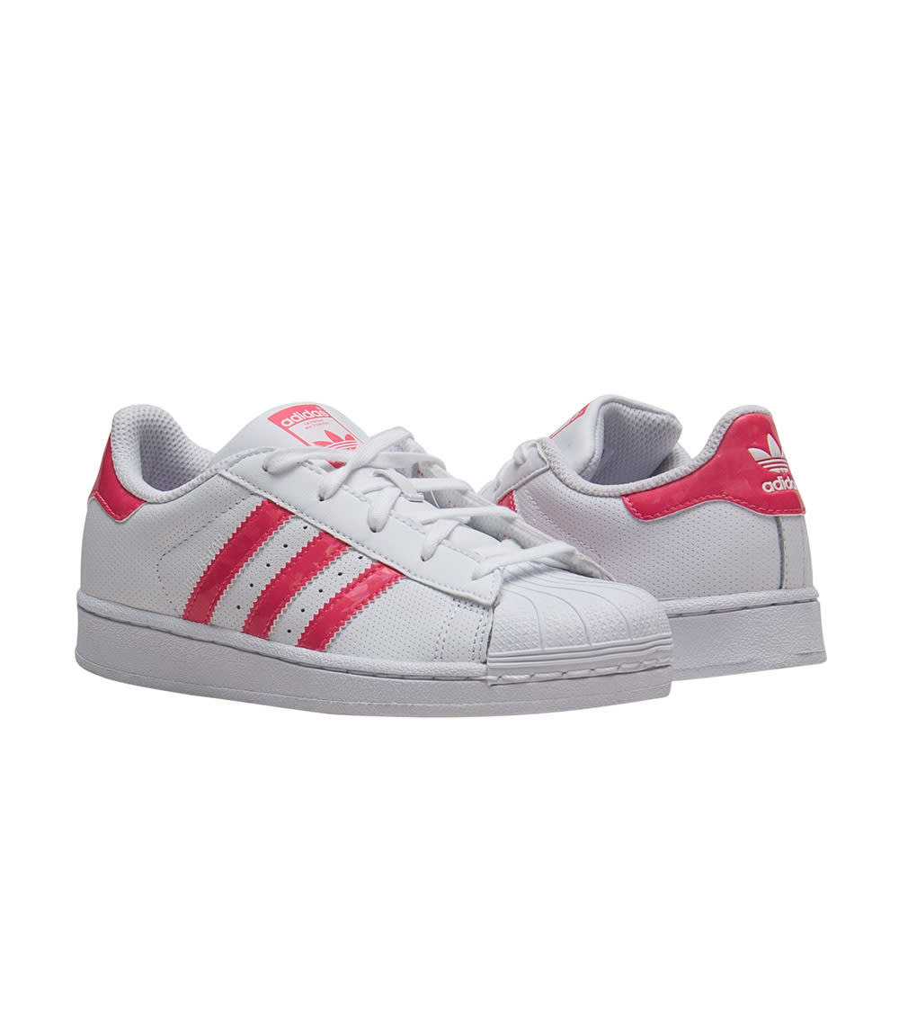 Adidas  Superstar Holograph  White - DB1212 | Jimmy Jazz