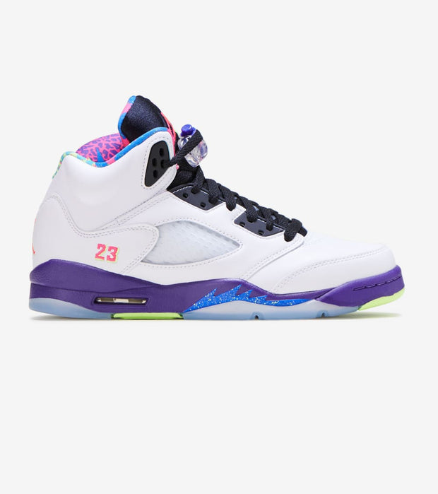 "Jordan  Air Jordan 5 Retro ""Alternates Bel Air""  White - DB3024-100 