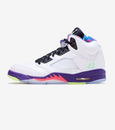 Jordan  Air Jordan 5 Retro Alternate Bel-Air  White - DB3335-100 | Jimmy Jazz