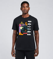 Jordan  Dallas City Short Sleeve Tee  Black - DB9367-010 | Jimmy Jazz