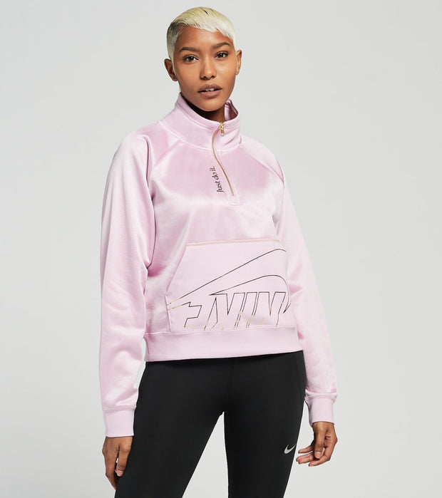 Nike  NSW Icon Clash Fleece Jacket  Pink - DC0656-676 | Jimmy Jazz