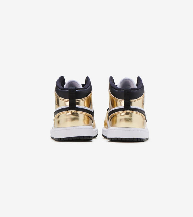 Jordan  Air Jordan 1 Mid SE Metallic Gold  Gold - DC1422-700 | Jimmy Jazz