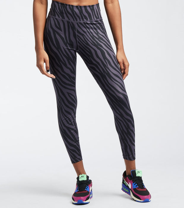 Nike  NSW Icon Clash All Over Print Leggings  Purple - DC5276-573 | Aractidf