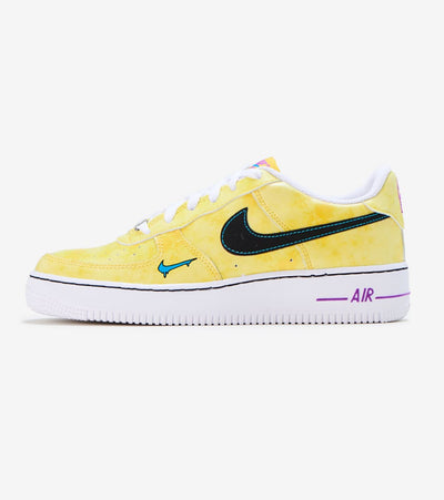 Nike  Air Force 1 LV8  Yellow - DC7299-700 | Jimmy Jazz