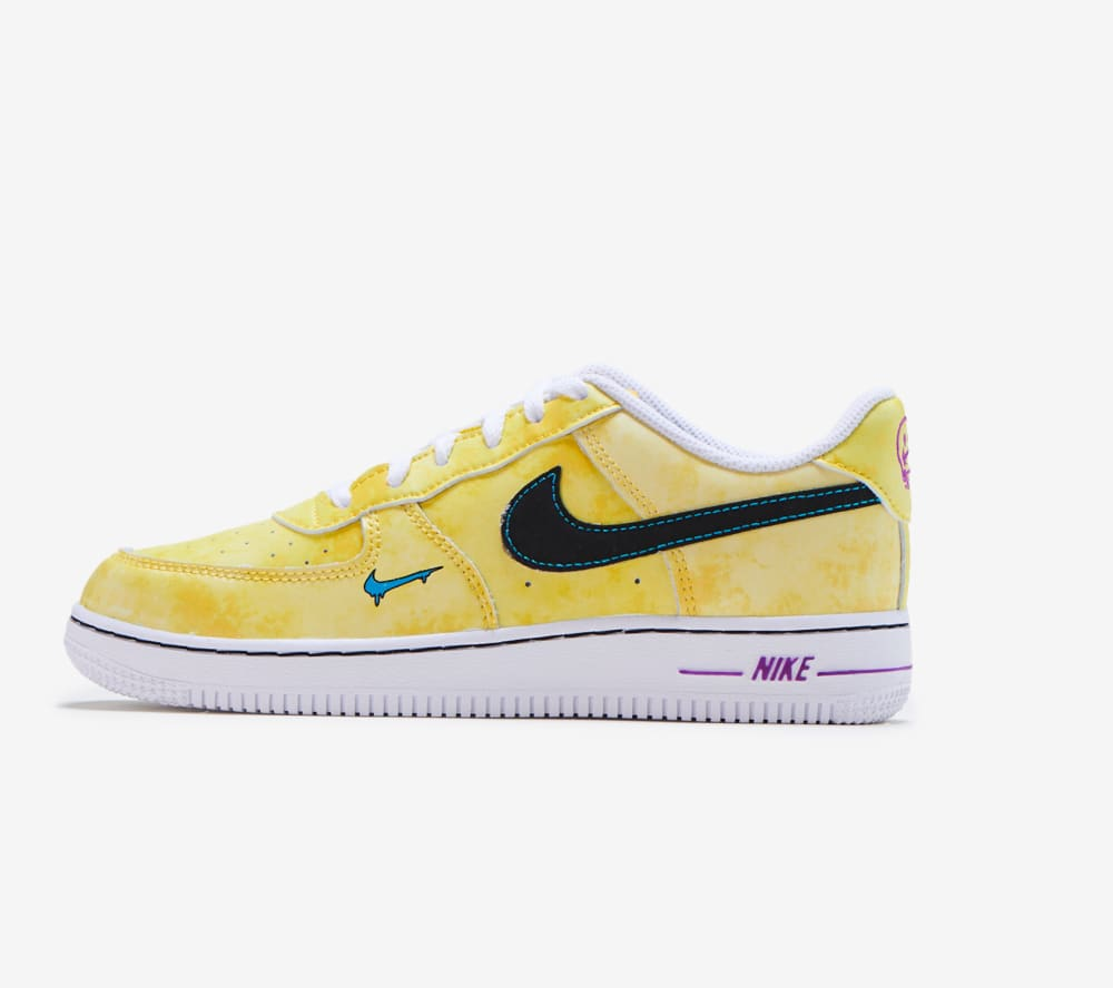 Nike Air Force 1 LV8 (Yellow) - DC7321