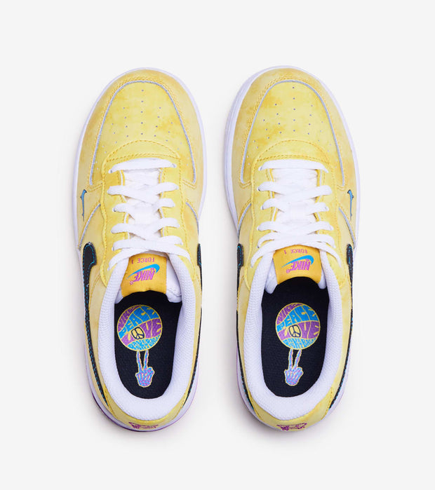 Nike  Air Force 1 LV8  Yellow - DC7321-700 | Jimmy Jazz