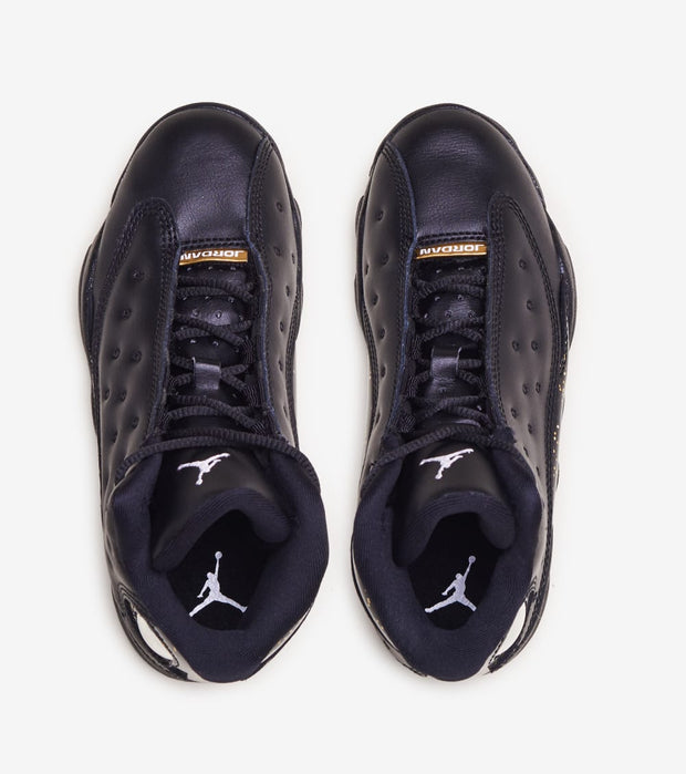 Jordan  Air Jordan 13 Retro Black Metallic Gold  Black - DC9444-007 | Jimmy Jazz