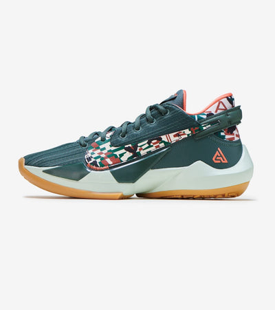 Nike  Zoom Freak 2 Bamo  Green - DC9853-300 | Shin