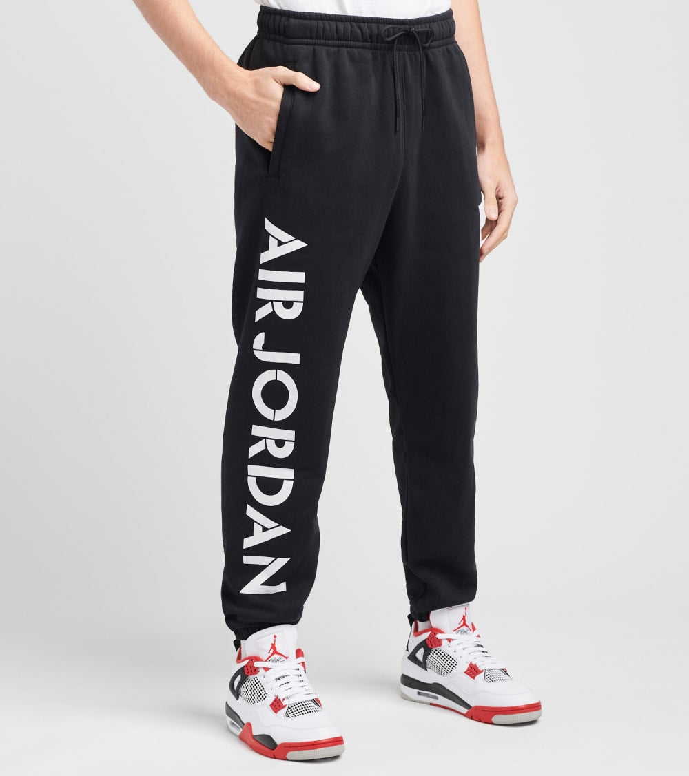 Jordan  Air Jordan Sweatpants  Black - DD0396-010 | Jimmy Jazz