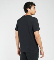 Nike  Swoosh Tee  Black - DD0795-010 | Jimmy Jazz
